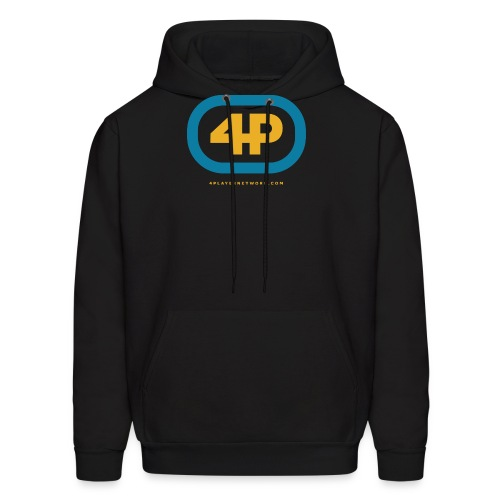 4Player Retro Logo (Color) - Women's T Shirt - Men's Hoodie