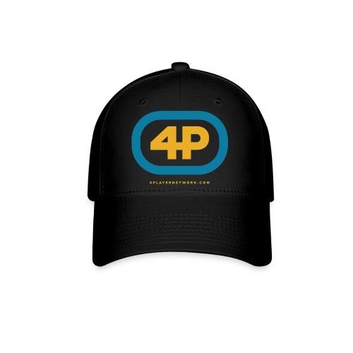 4Player Retro Logo (Color) - Women's T Shirt - Baseball Cap