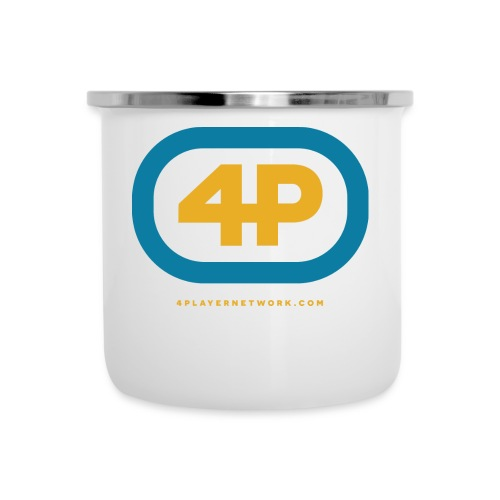 4Player Retro Logo (Color) - Women's T Shirt - Camper Mug