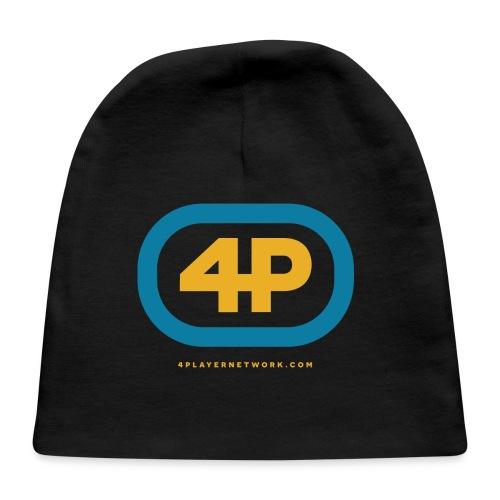 4Player Retro Logo (Color) - Women's T Shirt - Baby Cap