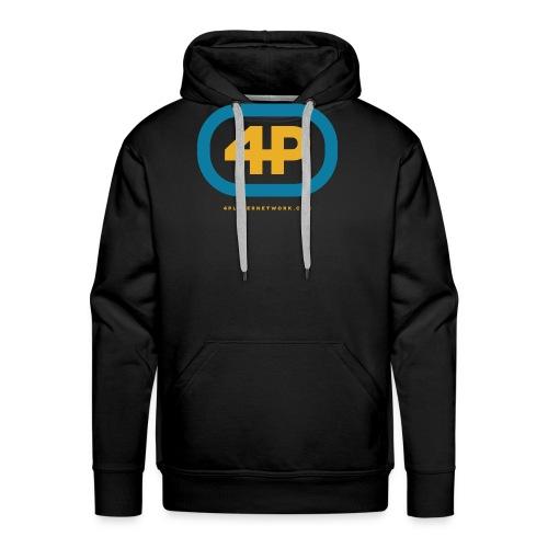 4Player Retro Logo (Color) - Women's T Shirt - Men's Premium Hoodie