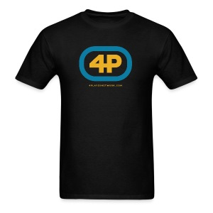 4Player Retro Logo (Color) - Women's T Shirt - Men's T-Shirt