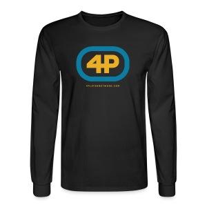 4Player Retro Logo (Color) - Women's T Shirt - Men's Long Sleeve T-Shirt