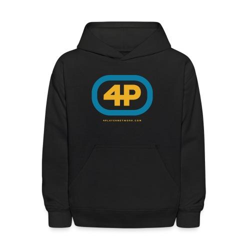 4Player Retro Logo (Color) - Women's T Shirt - Kids' Hoodie