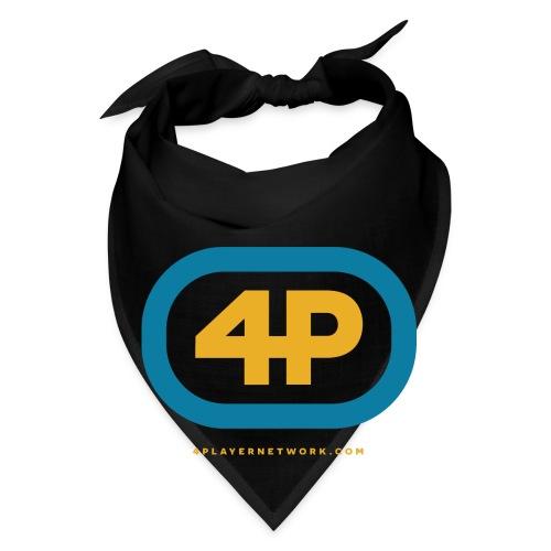 4Player Retro Logo (Color) - Women's T Shirt - Bandana