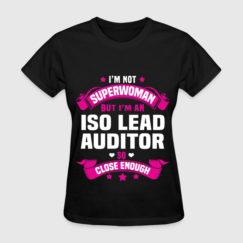 ISO Lead Auditor T-Shirts - Women's T-Shirt