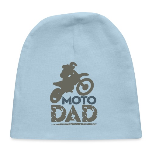 Motocross Father - Baby Cap