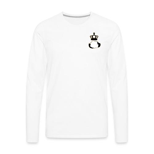 Cotton Is King T Shirt - Men's Premium Long Sleeve T-Shirt