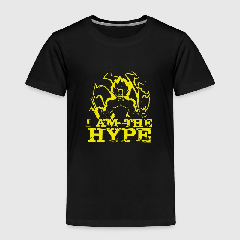 I AM THE HYPE - Toddler Premium T-Shirt