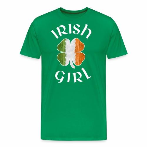 IRISH GIRL - Men's Premium T-Shirt