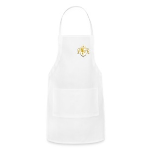 Livin Lovely United's Women's Long Sleeve  - Adjustable Apron
