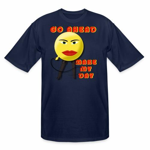 Make My Day - Men's Tall T-Shirt