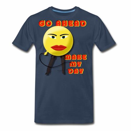 Make My Day - Men's Premium T-Shirt