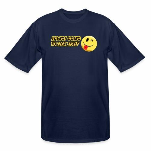 Lick Itself - Men's Tall T-Shirt
