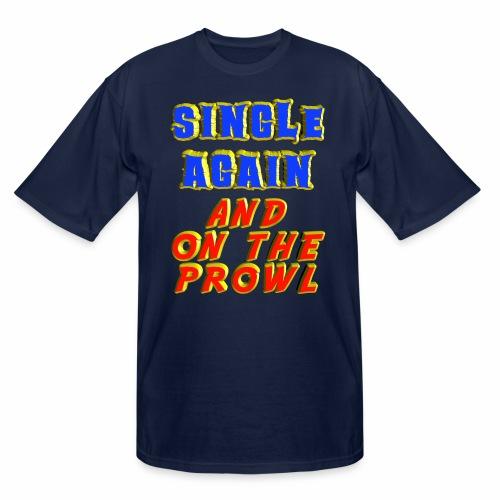 Single Again - Men's Tall T-Shirt