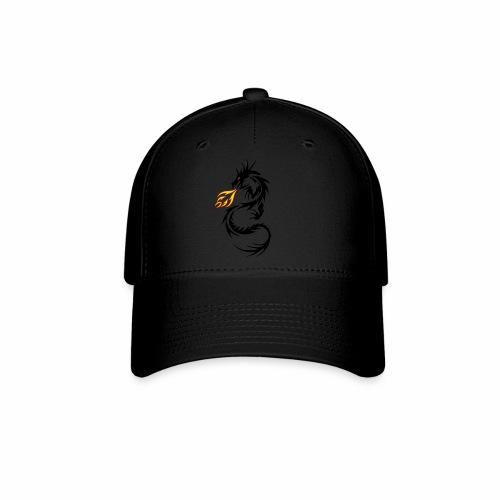 Dragon Flames - Baseball Cap