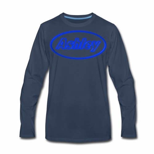 Ashley - Men's Premium Long Sleeve T-Shirt