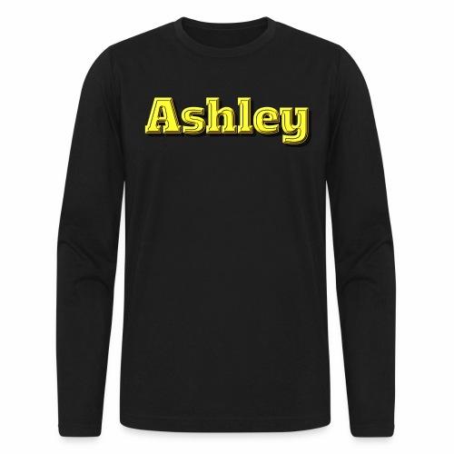 Ashley - Men's Long Sleeve T-Shirt by Next Level