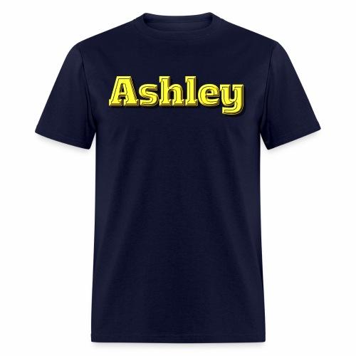 Ashley - Men's T-Shirt