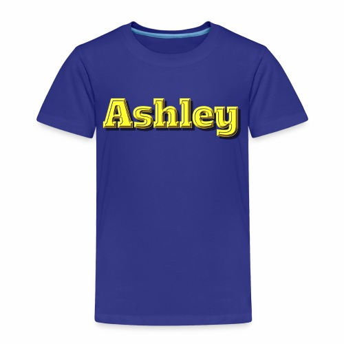 Ashley - Toddler Premium T-Shirt