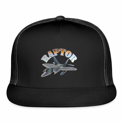 Raptor - Trucker Cap