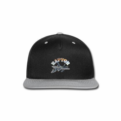 Raptor - Snap-back Baseball Cap