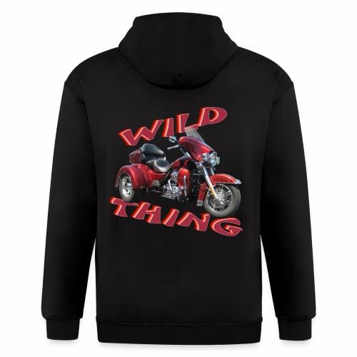Wild Thing - Men's Zip Hoodie