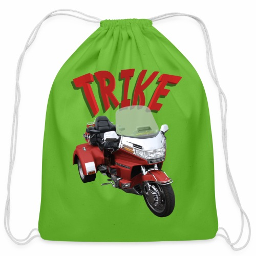 Trike - Cotton Drawstring Bag