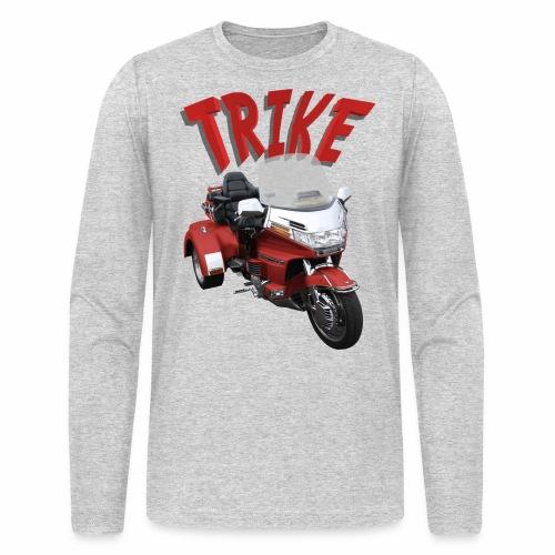 Trike - Men's Long Sleeve T-Shirt by Next Level