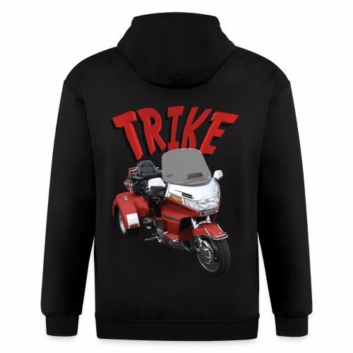 Trike - Men's Zip Hoodie