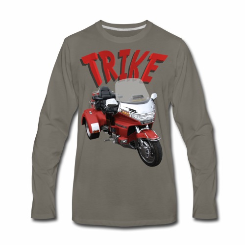 Trike - Men's Premium Long Sleeve T-Shirt