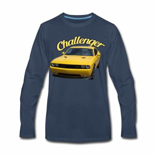 Challenger - Men's Premium Long Sleeve T-Shirt