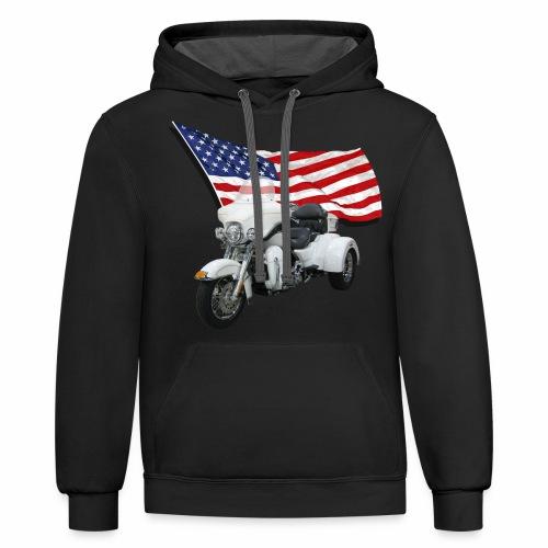 American Trike - Contrast Hoodie