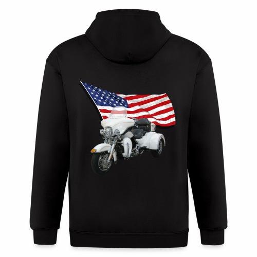American Trike - Men's Zip Hoodie