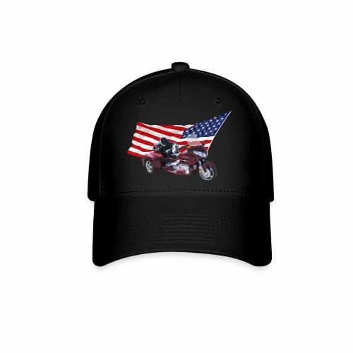 Patriotic Trike - Baseball Cap