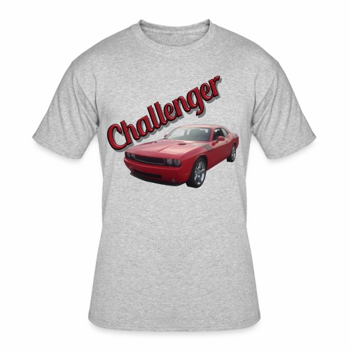 Challenger - Men's 50/50 T-Shirt