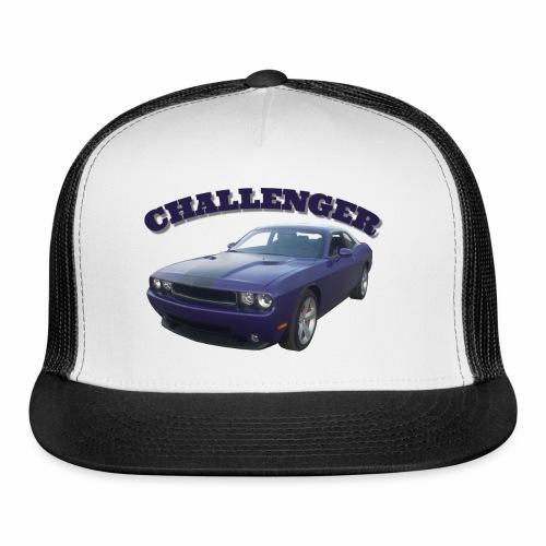 Challenger - Trucker Cap