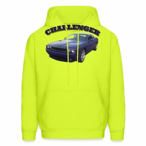 Challenger - Men's Hoodie
