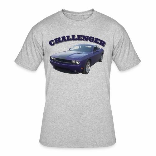 Challenger - Men's 50/50 T-Shirt