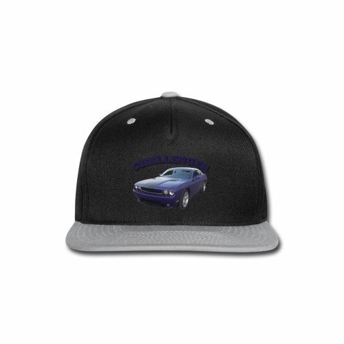Challenger - Snap-back Baseball Cap