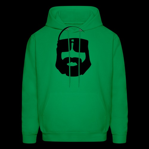 Men's Hoodie - The Ted - www.TedsThreads.co All the beardy goodness that is The Ted.