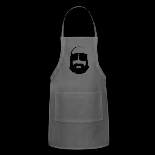 Adjustable Apron - The Ted - www.TedsThreads.co All the beardy goodness that is The Ted.