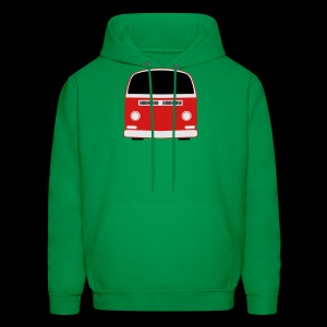 Men's Hoodie - Show your Bay Window Bus pride!  Need more customization?  Click here: http://www.spreadshirt.com/design-your-own-t-shirt-C59/design/1000141322/article/15317834