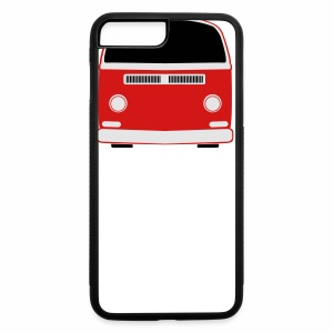 iPhone 7 Plus Rubber Case - Show your Bay Window Bus pride! 