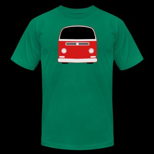 Men's Fine Jersey T-Shirt - Show your Bay Window Bus pride!  Need more customization?  Click here: http://www.spreadshirt.com/design-your-own-t-shirt-C59/design/1000141322/article/15317834