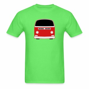 Men's T-Shirt - Show your Bay Window Bus pride! 