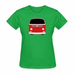 Women's T-Shirt - Show your Bay Window Bus pride! 