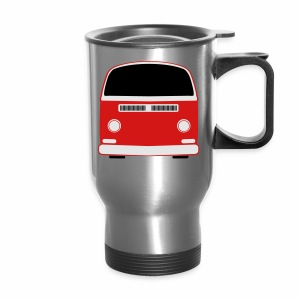 Travel Mug - Show your Bay Window Bus pride! 