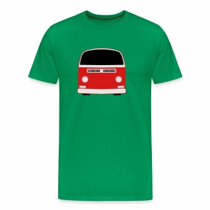 Men's Premium T-Shirt - Show your Bay Window Bus pride! 