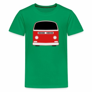 Kids' Premium T-Shirt - Show your Bay Window Bus pride! 